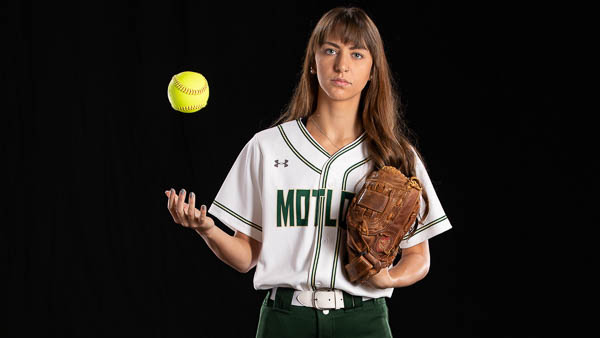 Motlow student athlete softball player