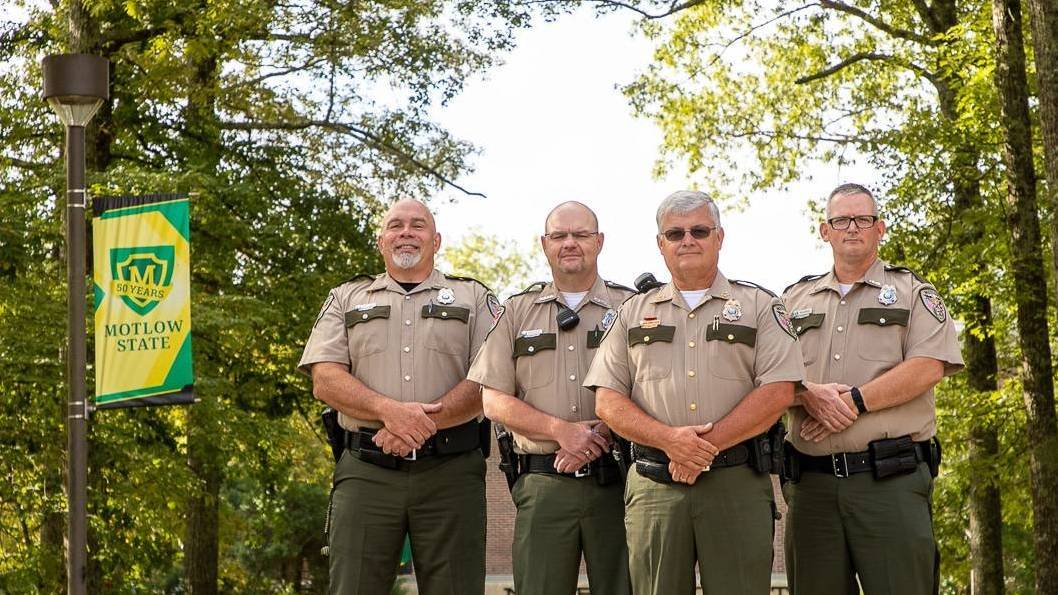 Motlow public safety officers