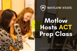 Motlow to Host ACT Prep Class