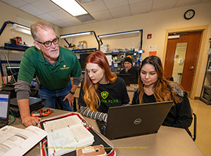 Motlow Offers New Cyber Defense Course