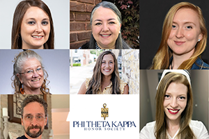 PTK Receives Numerous National Awards