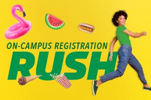 "Motlow Hosting ""On Campus Registration Rush"""