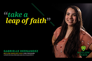 Gabrielle Hernandez: Following Her Dream