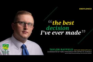 Taylor Rayfield