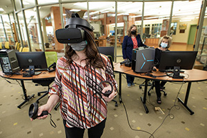 Motlow Adapting Virtual Tech for Immersive Learning